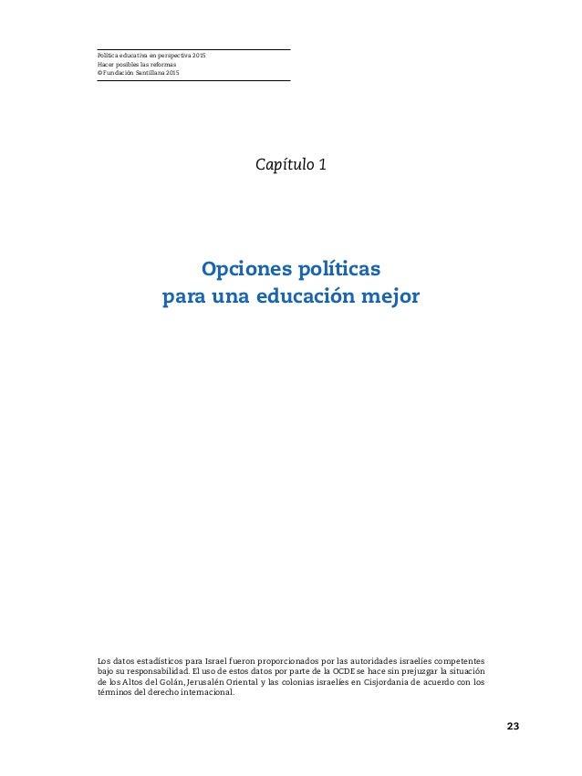Estos factores contribuyen a la necesidad de invertir en resultados educativos de cali- dad. En nuestras economías de cono...