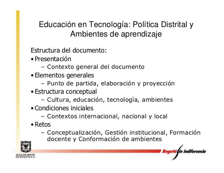 Politica Y Ambientes Edentec Junio 2007 [Modo De Compatibilidad]