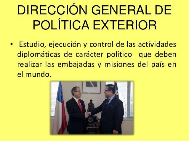 politica exterior chilena
