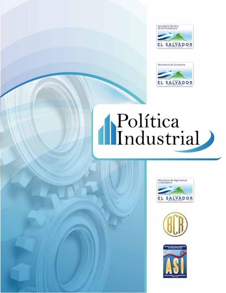 Política     Industrial2011-2024