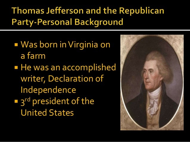 Jeffersonian Democracy: