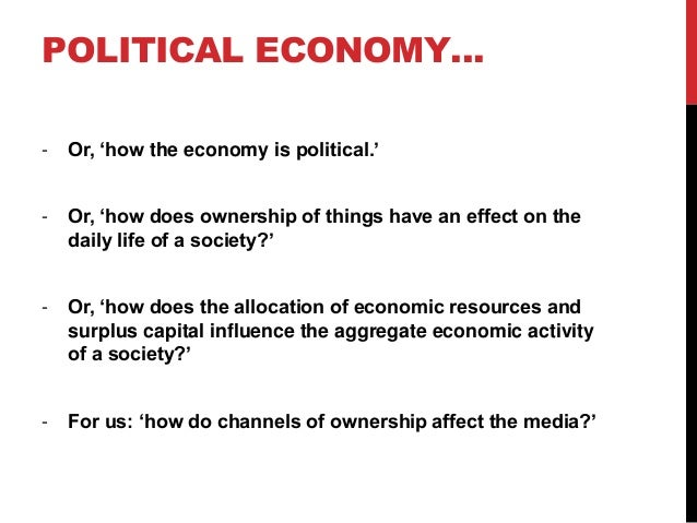 political economics About this journal politics, philosophy & economics aims to bring moral, economic and political theory to bear on the analysis, justification and criticism of.