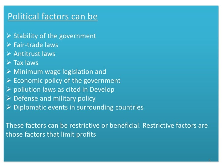 Political socialization is influenced primarily by what four factors