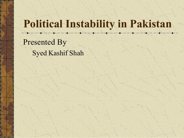causes of political instability