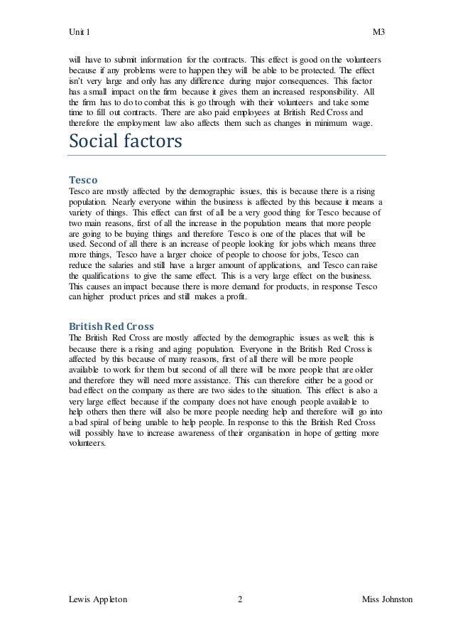 political legal and social factors impacting Assessing external environmental factors (socio-cultural, technological,  identify  internal and external factors that may impact on the success of the intervention.