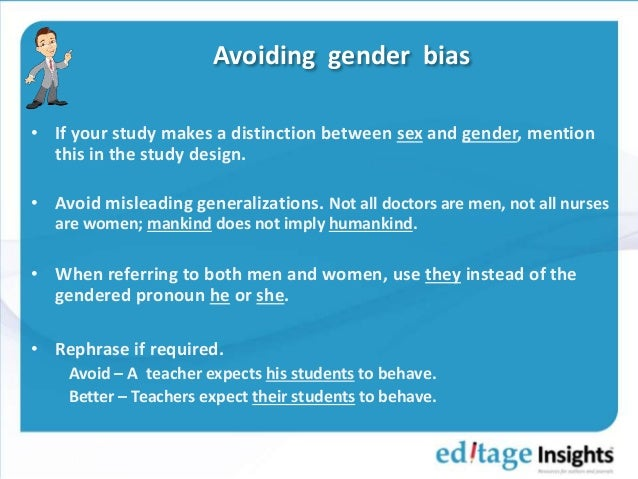 how to avoiding stereotyping essay More essay examples on gender rubric please complete the following exercises, remembering that you are in an academic setting and should remain unbiased, considerate, and professional when completing this worksheet.