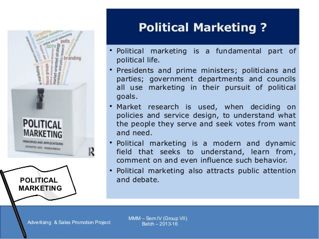 Political Marketing Presentation