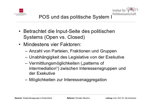political opportunity structures Created date: 7/31/2007 3:22:34 pm.