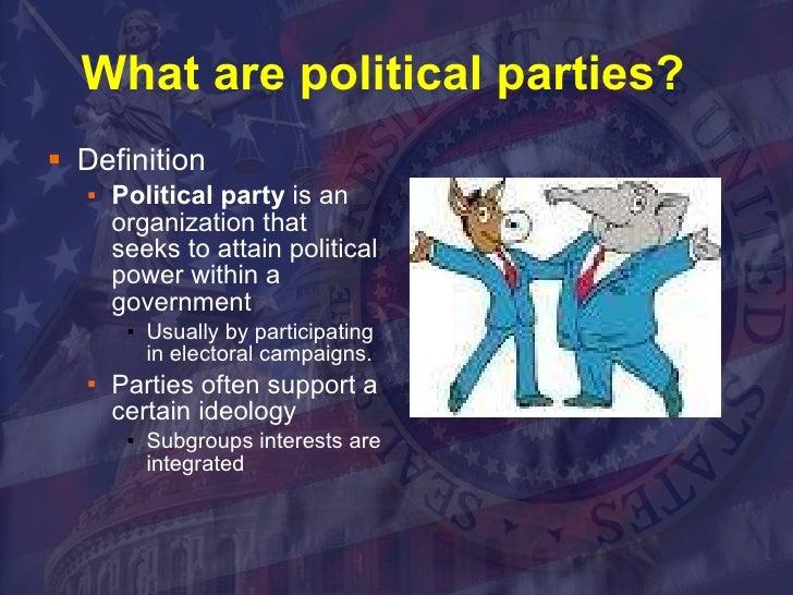 POLITICAL PARTIES DEFINITION DOWNLOAD