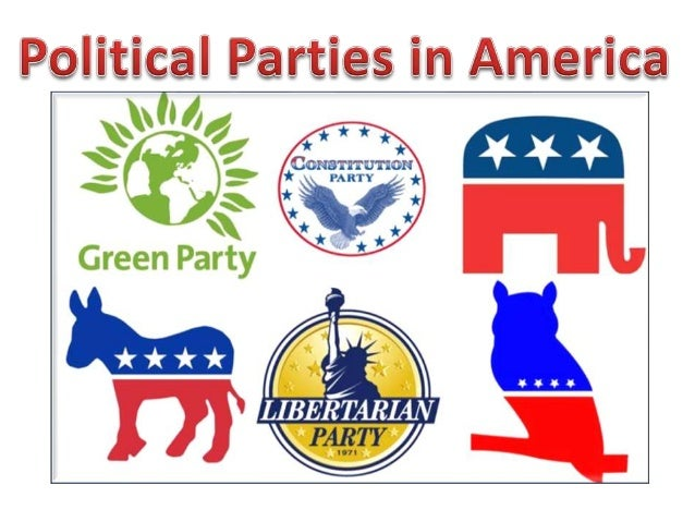 • Political party:–a group of personswho seek to controlthe governmentthrough thewinning of electionsand holding ofpublic ...