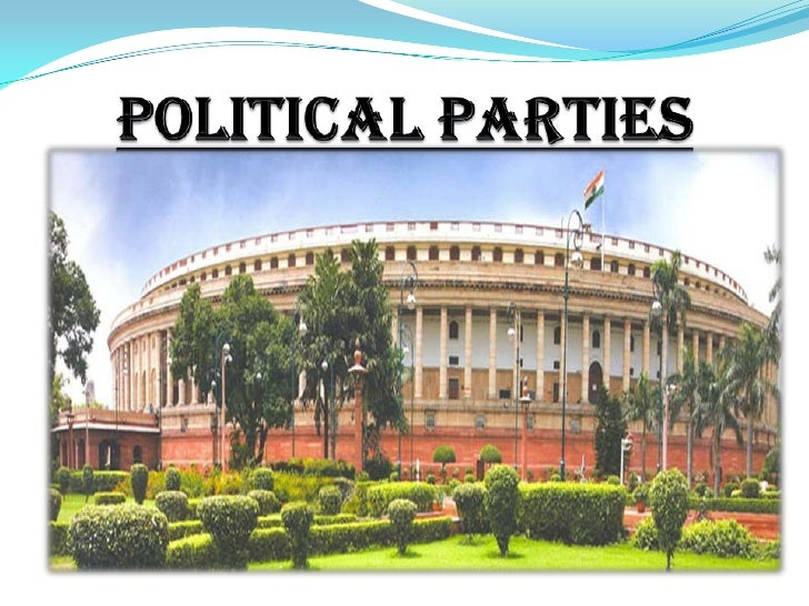     A political party is an organized group of citizens    who profess to share the same political views and who    by ac...