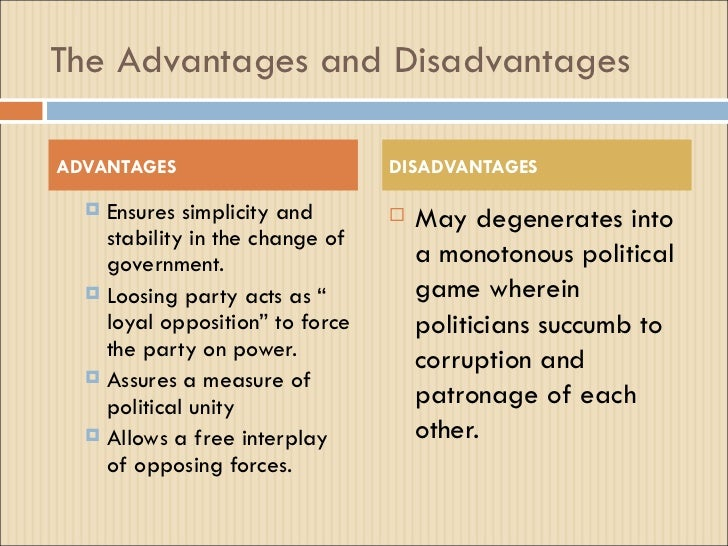 importance of a stable government A stable government in a  legitimacy reflects the underlying consensus within society--the widespread agreement on matters of fundamental importance to the.