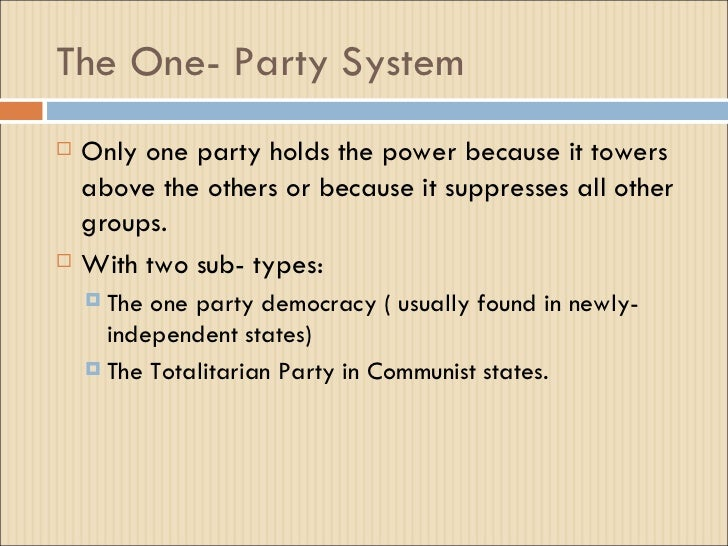 merits of two party system