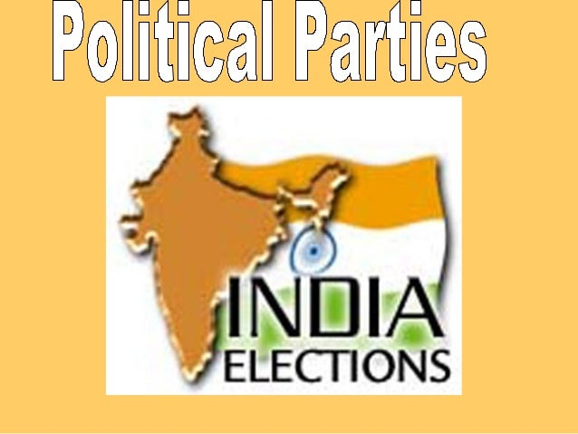 • A political party is a group of like-minded  people who hold similar views on political  issues of the country.• It is a...