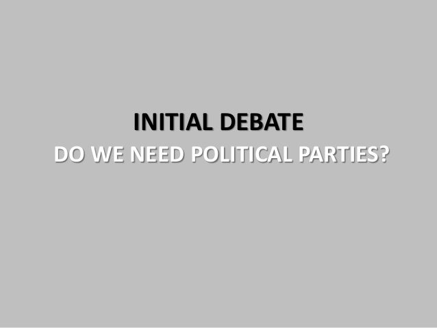 Political Parties, The Road from Brick to Smartphone Slide 2
