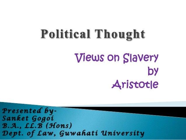 Varieties Of Argumentative Experience