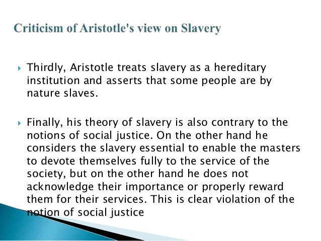 Aristotle: A Comprehensive View On Nature And Society
