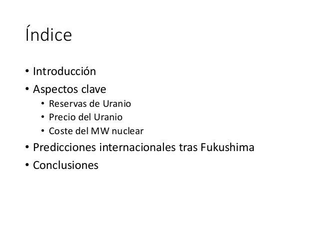 José Luís Casado - Políticas nucleares internacionales Slide 2