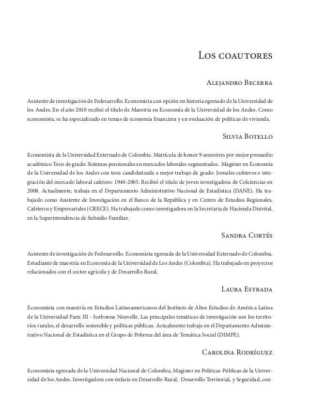 Libro: Políticas para el desarrollo de la agricultura en Colombia
