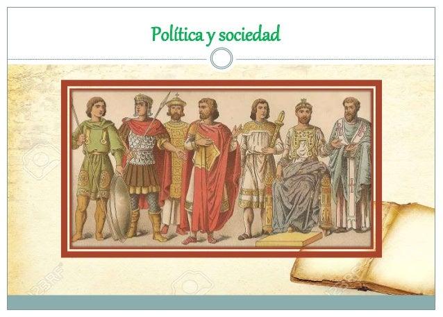 Política y sociedad