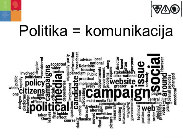 Politika = komunikacija  www.cmv.org.rs