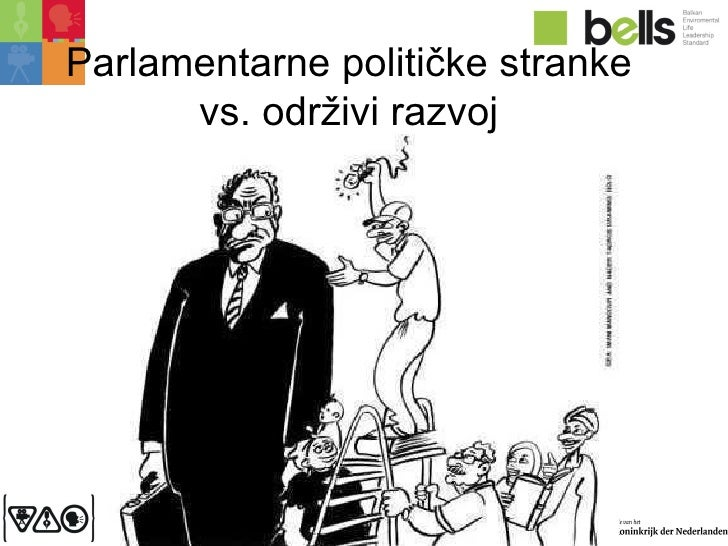 Parlamentarne političke stranke vs. održivi razvoj www.cmv.org.rs