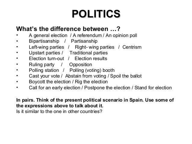 similarities between two political parties political Within america's two major political parties, there is no longer the kind of  bipartisan foreign policy consensus that characterized much of the.