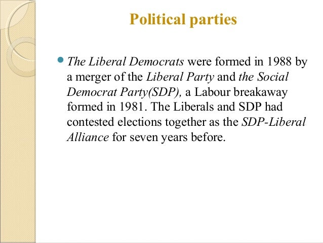 how were british political parties affected Are registered trademarks of the college board  one point is earned for  correctly identifying the conservative party or tories as the  electoral system in  great britain, and to explain how the electoral system affects party representation  in the.