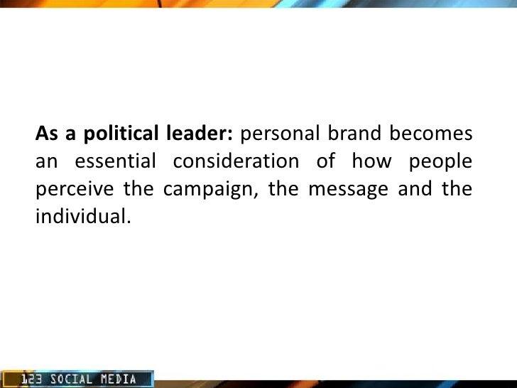 Social Media Political Campaigns Slide 3