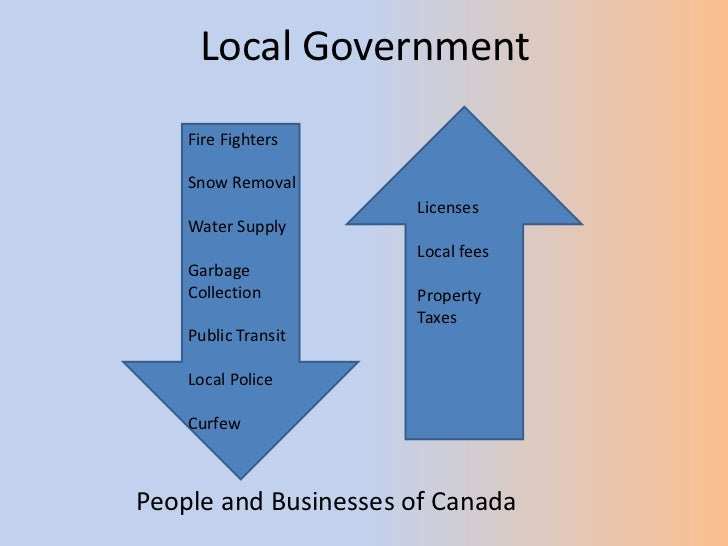 The Local Government Annual Budget Process