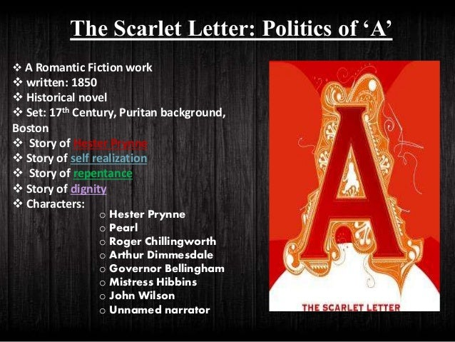 an analysis of the morality issue in the book the scarlet letter What is most remarkable about hester prynne is her strength of character the scarlet letter at a glance book summary character analysis hester prynne.