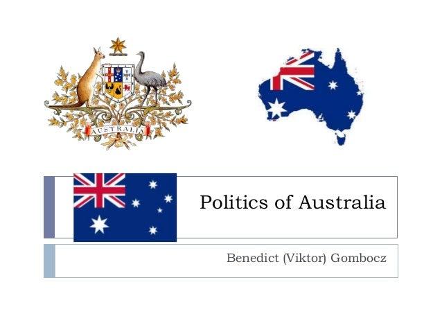 Politics of AustraliaBenedict (Viktor) Gombocz