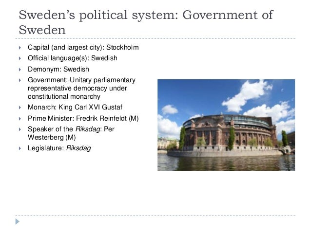 the election system of sweden Elections to determine the makeup of the legislative bodies on the three levels of administrative  the same electoral system – are held concurrently with the legislative elections on the second sunday in september (with effect from 2014.