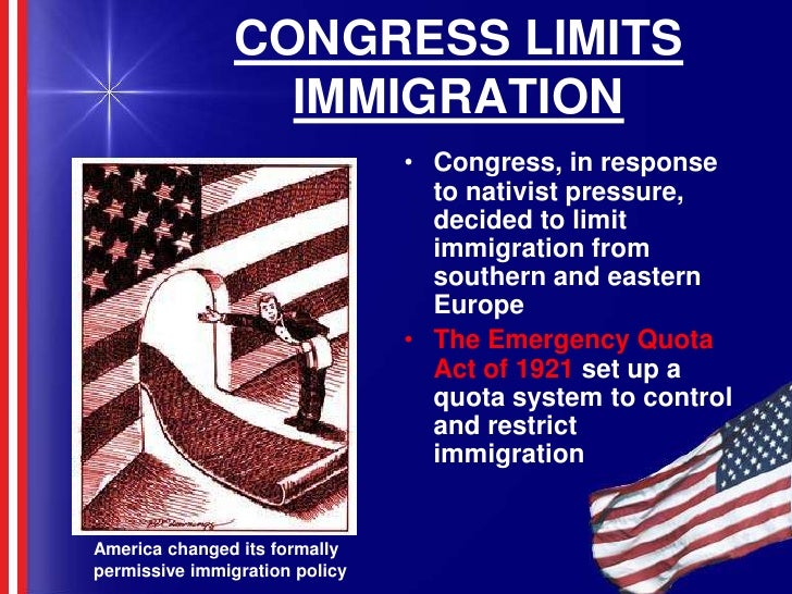 quota system immigration - photo #27