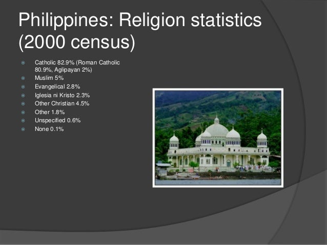 religion and politics in the philippines The influence of spanish colonization in the philippines patriarchal politics and cultures the spaniards brought with them the catholic religion to the philippine.