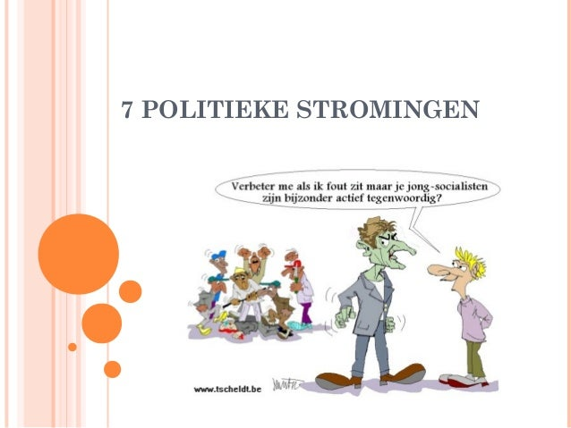 7 POLITIEKE STROMINGEN