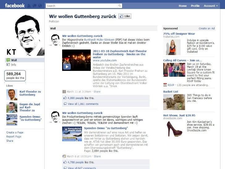 Der moderne Stammtisch heisst  Facebook.  Oder vielleicht treffender weil umfassender:  Social Media.