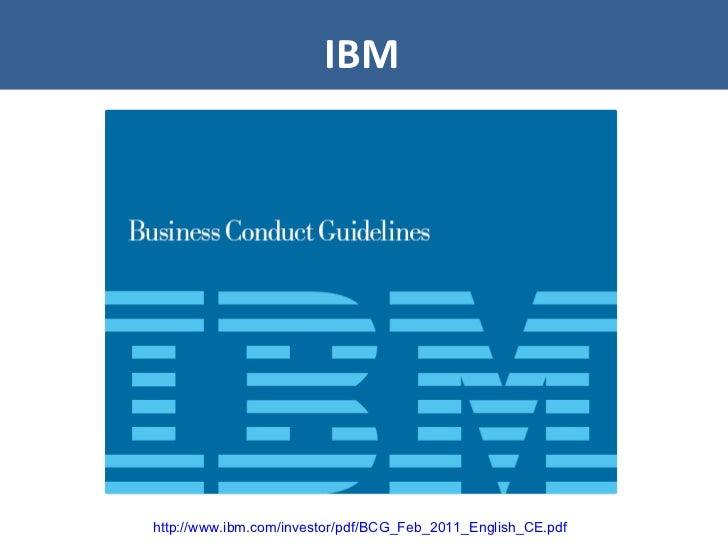 IBM http://www.ibm.com/investor/pdf/BCG_Feb_2011_English_CE.pdf