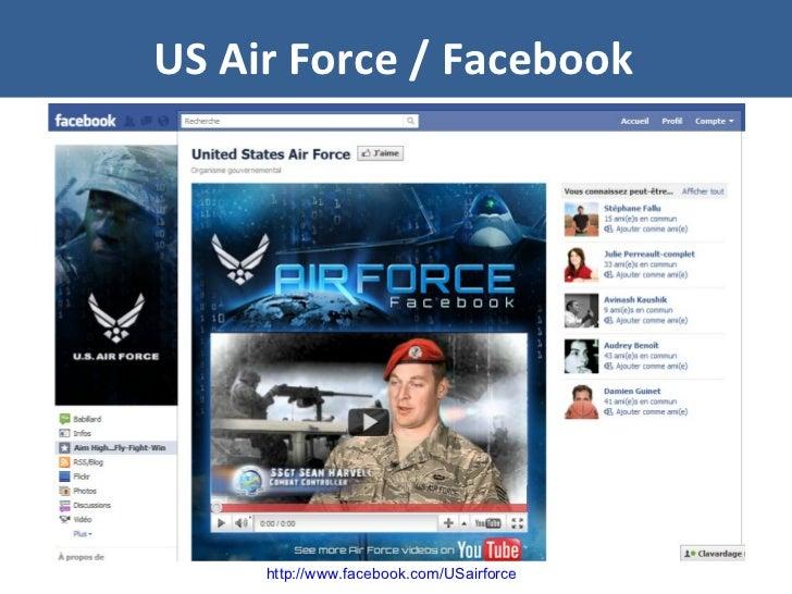 US Air Force / Facebook http://www.facebook.com/USairforce