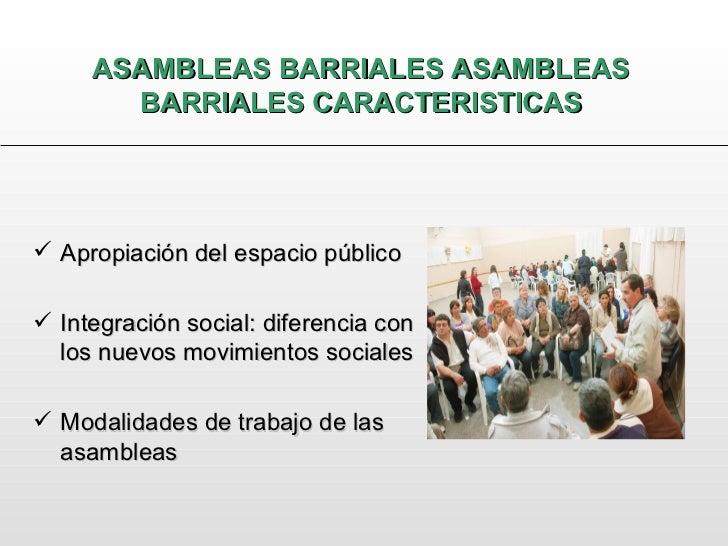 Politización de la sociedad civil Slide 2