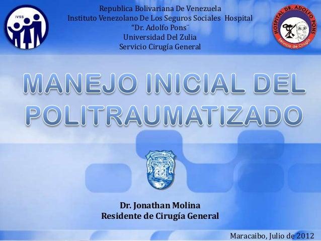 L/O/G/O             Republica Bolivariana De Venezuela          Instituto Venezolano De Los Seguros Sociales Hospital     ...