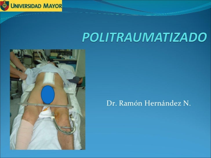 Dr. Ramón Hernández N.