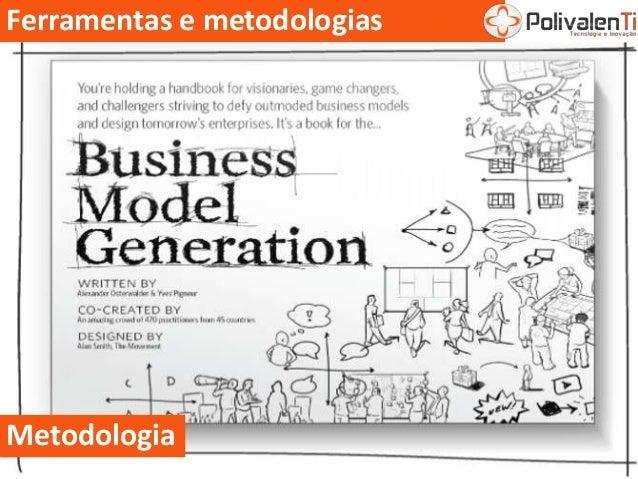 Ferramentas e metodologias Metodologia