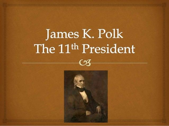 james k polk date of birth