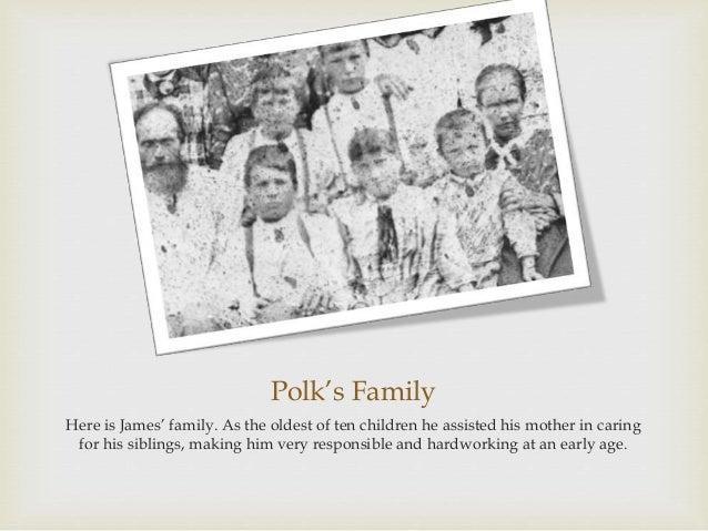 polk biography final presentation