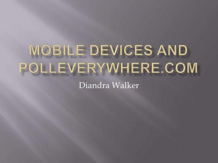 Diandra Walker