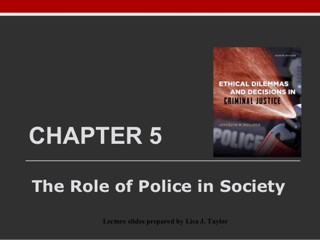 role of police in society The police are important in a democratic society because they  why are the police important in a democratic society a:  they play a prominent role in the.