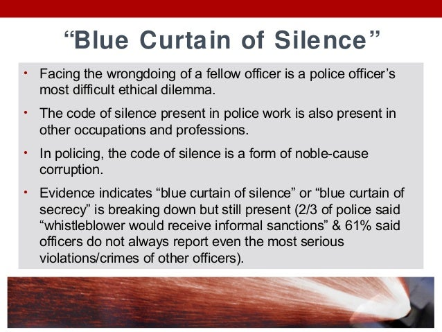 law enforcement code of ethics The seattle police department code of ethics  and strains on our social structures that create particularly challenging opportunities for law enforcement.