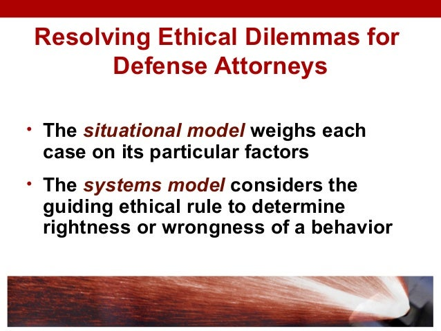 resolving ethical dilemmas In addition to understanding the code of ethics, social workers can use the  ethic model of decision making for resolving ethical dilemmas this easy to use  five.