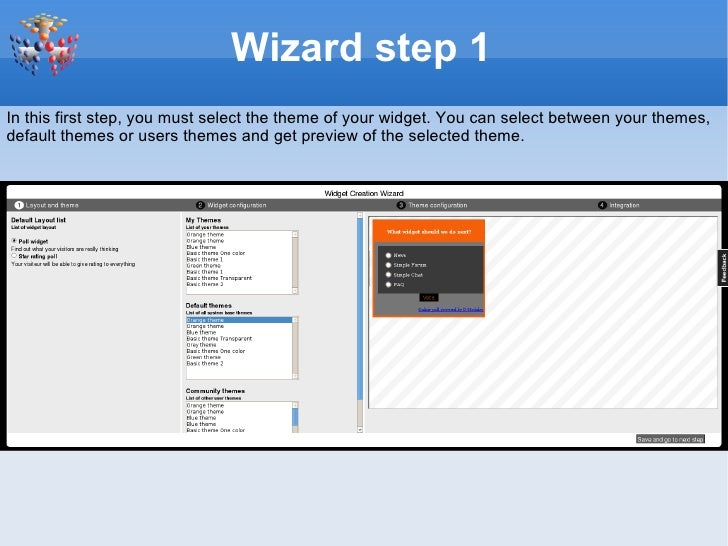 Create free online poll widget for Design a building online free